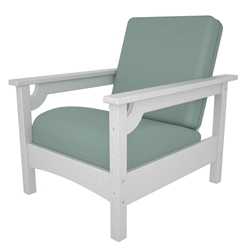 PolyWood Club Lounge Chair - CLC23