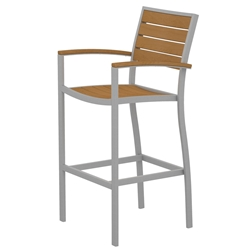 PolyWood Euro Bar Arm Chair - A202