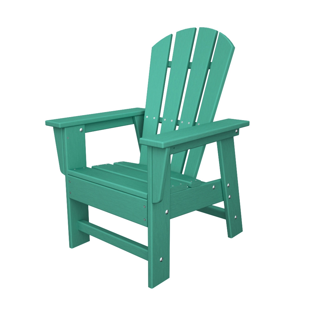 Super Polywood Toddler Adirondack Outdoor Chair Evergreenethics Interior Chair Design Evergreenethicsorg