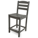 PolyWood La Casa Cafe Counter Height Side Chair - TD101