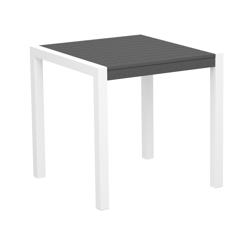 POLYWOOD® MOD 30 inch Square Dining Table | PW-8000