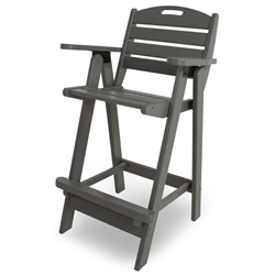 PolyWood Nautical Bar Height Chair - NCB46