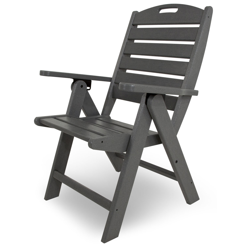 PolyWood Nautical High Back Chair - NCH38