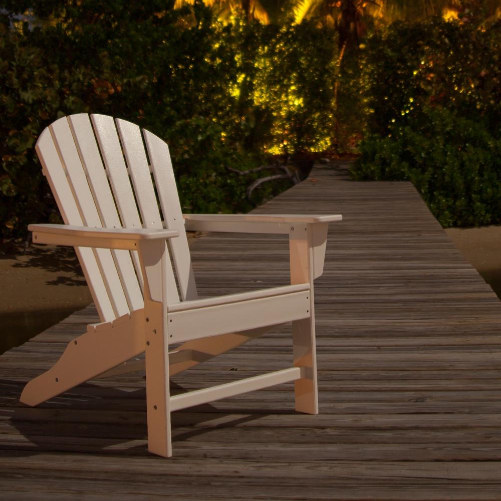Polywood 174 South Beach Adirondack Chair Sba15