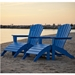 South Beach Adirondack Ottoman - SBO22
