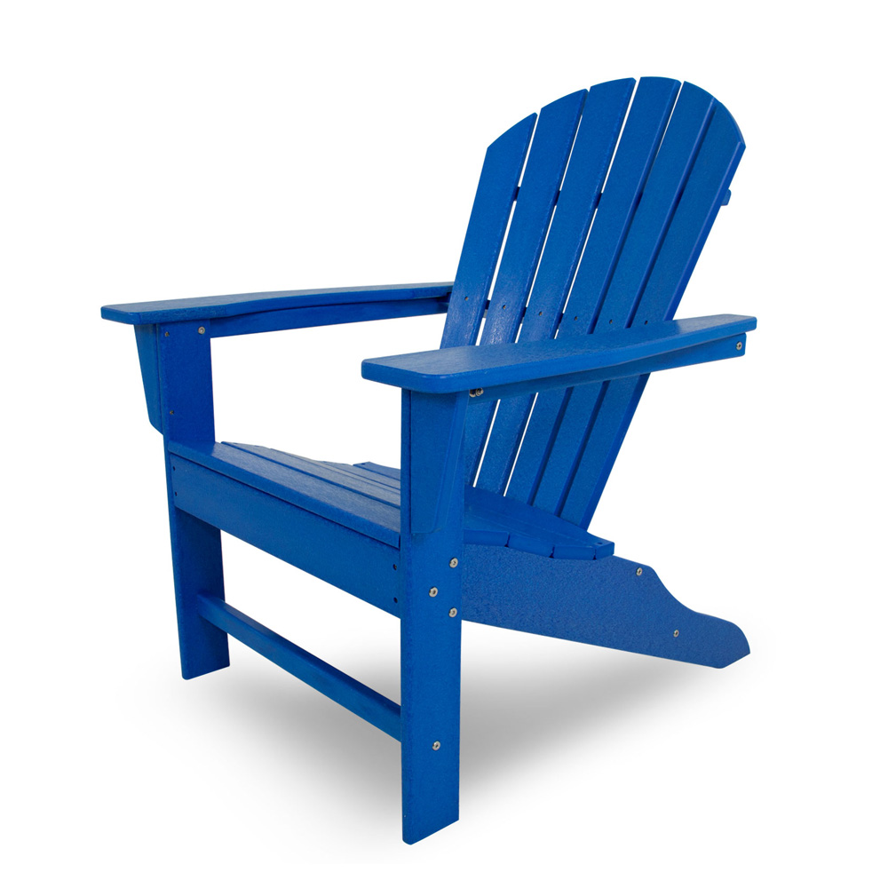 Pleasant Polywood South Beach Adirondack Chair Unemploymentrelief Wooden Chair Designs For Living Room Unemploymentrelieforg