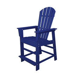 PolyWood South Beach Counter Chair - SBD24