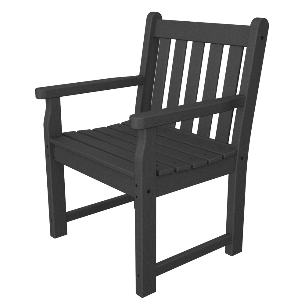 PolyWood Traditional Garden Arm Chair - TGB24