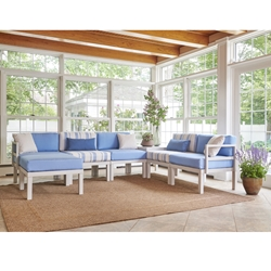 Telescope Casual Ashbee Cushion Outdoor Sectional - TC-ASHBEE-SET-10
