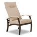 Belle Isle 5 Piece Patio Dining Set with Oversized Chairs - TC-BELLEISLE-SET05