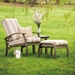 Belle Isle Cushion Arm Chair - B070