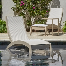 Telescope Casual Dune MGP Hydro Chaise Set of 2 - TC-DUNE-SET2