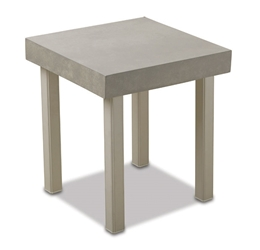 "Telescope Casual Elements 18"" Square End Table - 5E00"