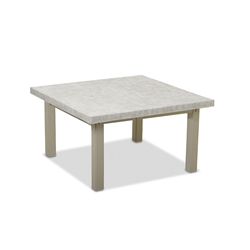 "Telescope Casual Elements 42"" Square Chat Table - TE20-3780"