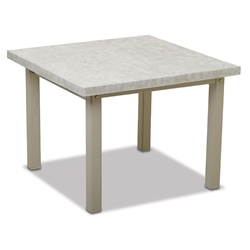 "Telescope Casual Elements 42"" Square Dining Table - TE20-3850"