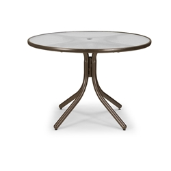 "Telescope Casual 42"" Round Dining Height Table - 5900-2W50LEG"