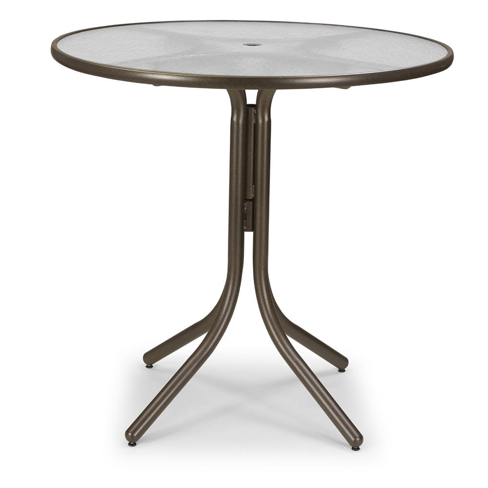 "Telescope Casual 42"" Round Bar Height Table - 5900-4W50LEG"