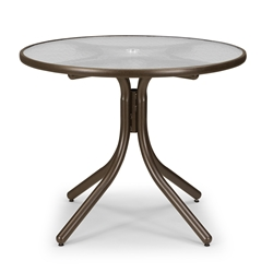 "Telescope Casual 36"" Round Dining Height Table - 5960-2W50LEG"
