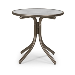 "Telescope Casual 30"" Round Dining Height Table - 5980-2W20LEG"