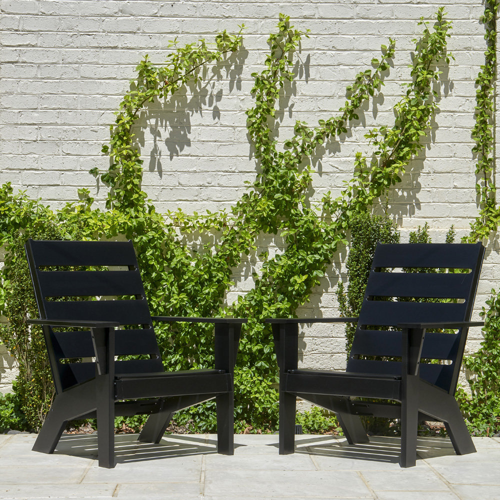 Superb Telescope Casual Hudson Set Of 2 Arm Chairs Squirreltailoven Fun Painted Chair Ideas Images Squirreltailovenorg