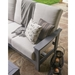 Leeward Cushion Right Arm Loveseat with Hidden Motion - 8550