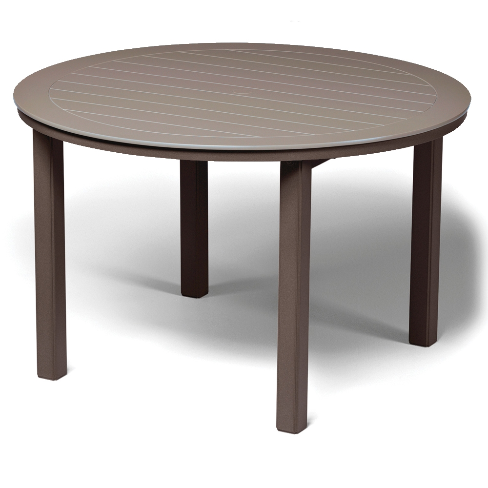 Telescope Casual 54 inch round MGP Top Bar Table - T020-38000LG