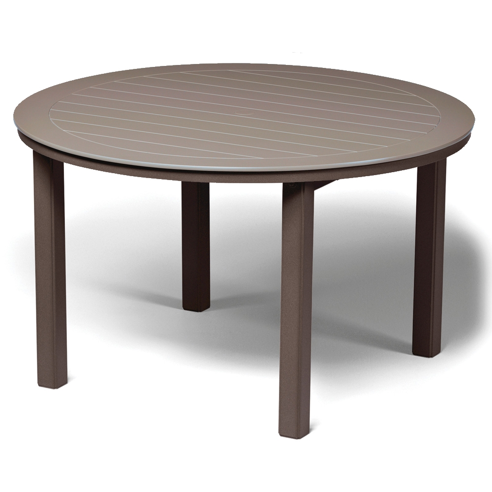 Telescope Casual 54 inch round MGP Top Balcony Table - T020-38100LG