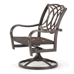 Ocala Cast Swivel Rocker