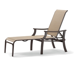 St. Catherine MGP Sling Four Position Lay-Flat Chaise