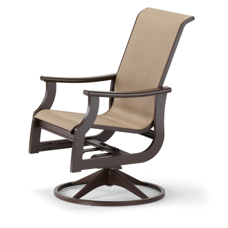 St. Catherine MGP Sling Swivel Rocker
