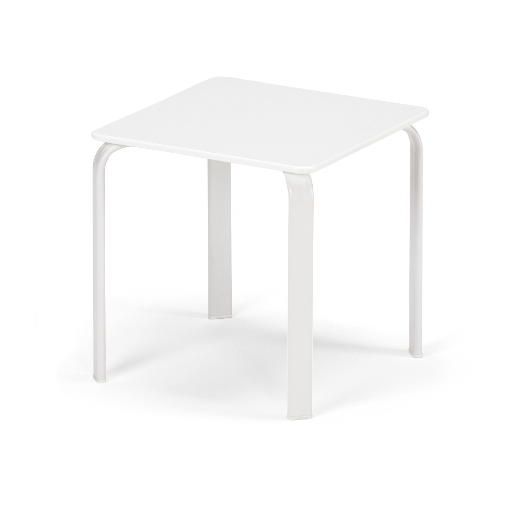 18 inch Square MGP Top End Table