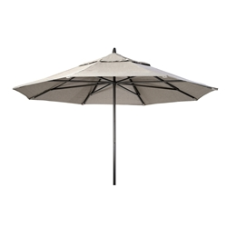Telescope Casual 11 Foot Commercial Market Umbrella - 650