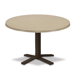 "Telescope Casual Werzalit 30"" Round Chat Table  - WW20-1X20"
