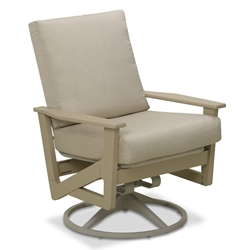 Telescope Casual Wexler Swivel Rocker Lounge Chair - 5W60