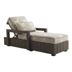 Tommy Bahama Blue Olive Chaise Lounge - 3230-75