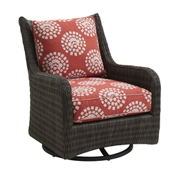 Tommy Bahama Cypress Point Swivel Glider Occasional Chair - 3900-10SG
