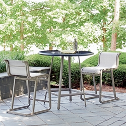 Tommy Bahama Del Mar Counter Height 3 Piece Patio Set - TB-DELMAR-SET5