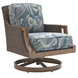 Tommy Bahama Harbor Isle Swivel Rocker Lounge Chair - 3935-11SR