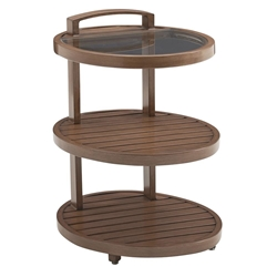 Tommy Bahama Harbor Isle Tiered End Table - 3935-958