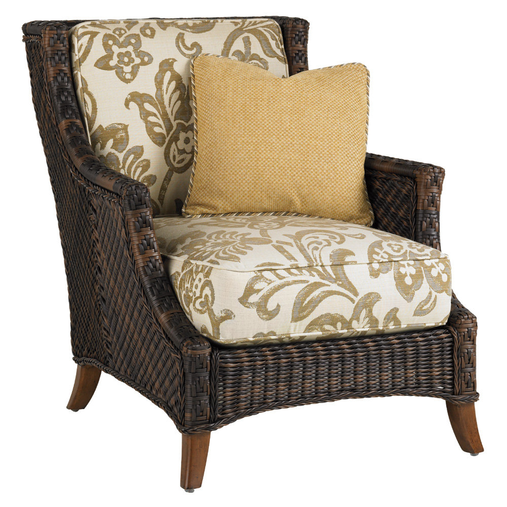 Tommy Bahama  Island Estate Wicker Lounge Chair - 3170-11