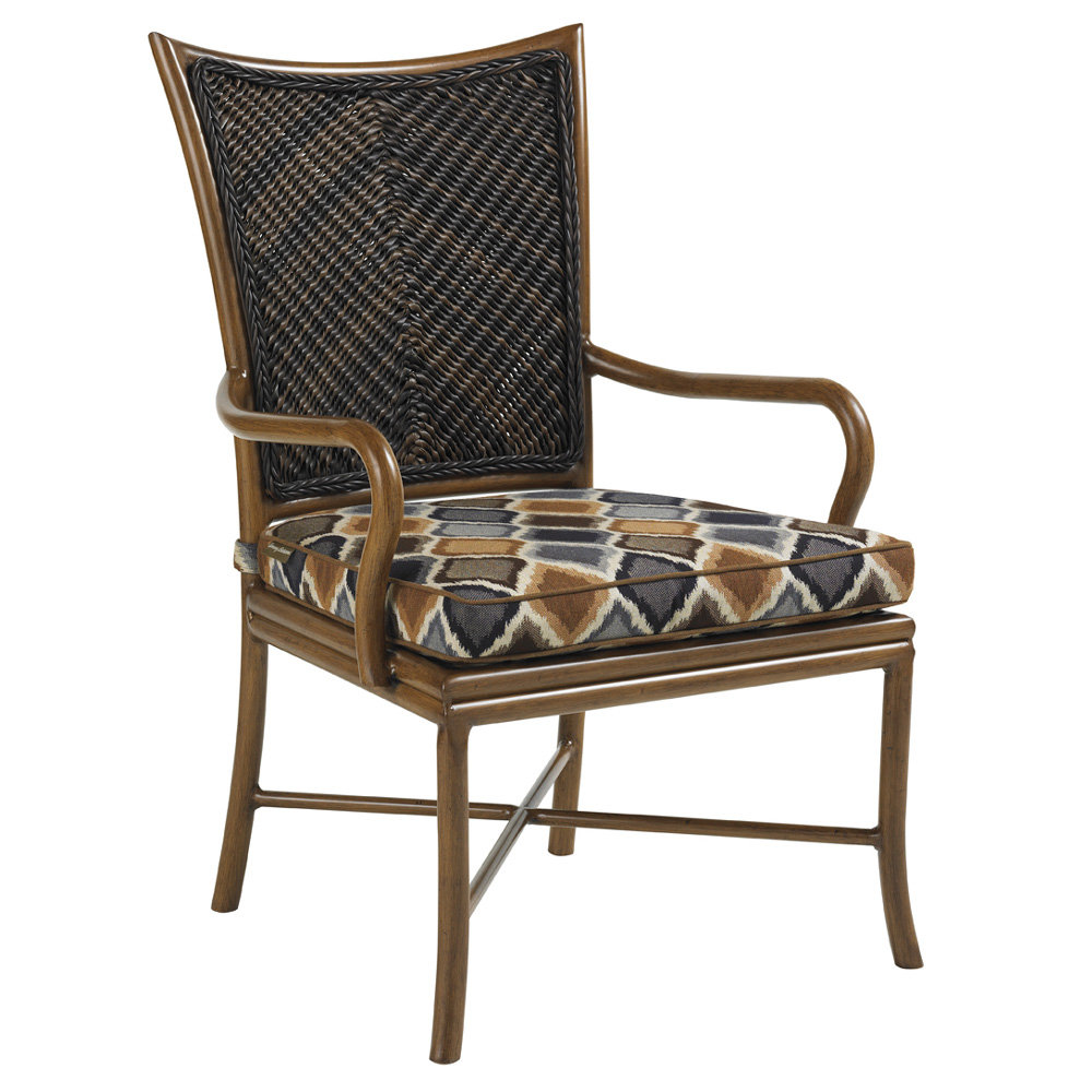Tommy Bahama Island Estate Dining Arm Chair - 3170-13