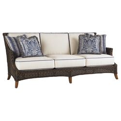 Tommy Bahama Island Estate Wicker Sofa - 3170-33