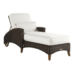 Tommy Bahama Island Estate Wicker Chaise - 3170-75
