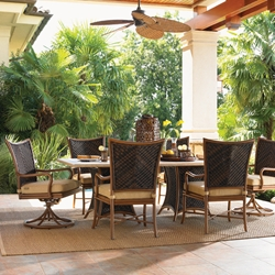 Tommy Bahama Island Estate Lanai Dining Set for 6 - TB-ISLANDESTATE-SET1