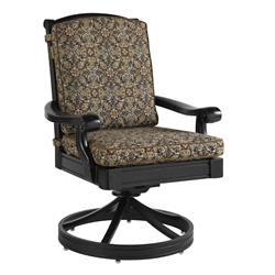 Tommy Bahama Kingston Sedona Swivel Rocker Dining Chair - 3190-13SR