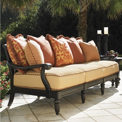 Tommy Bahama Kingston Sedona Sofa with Scatterback Cushions - 3190-33S