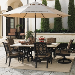 Tommy Bahama Kingston Sedona Outdoor Dining Set for 6 - TB-KINGSTON-SET1