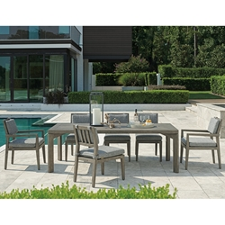 Tommy Bahama La Jolla Patio Dining Set for 6 - TB-LAJOLLA-SET1