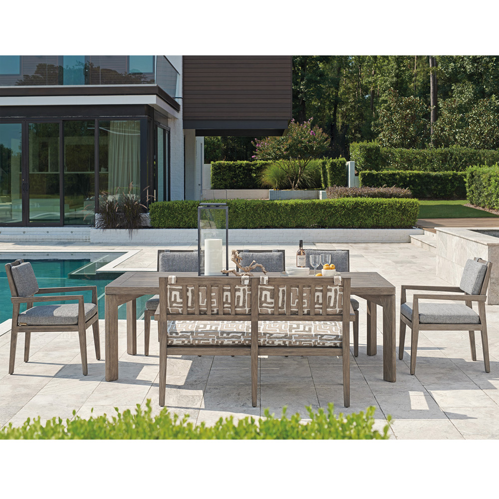 Tommy Bahama La Jolla Dining Set for 7 - TB-LAJOLLA-SET12