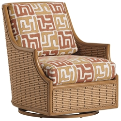 Tommy Bahama Los Altos Valley View Swivel Glider Occasional Chair - 3930-10SG